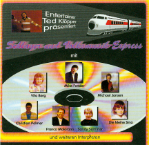 CD-Sampler mit Franco Maiorano 1993