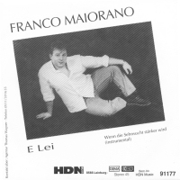 Single E LEI von Franco Maiorano - 1991